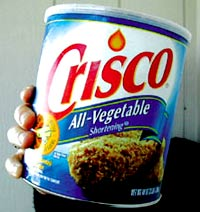 Mets throw Crisco at the competition