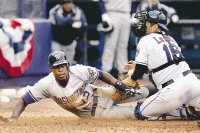 Soriano safe at home