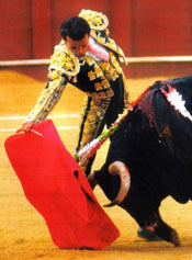 This Jose Lima is a real matador