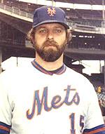 Photo of Dave Roberts circa 1981