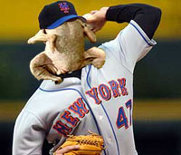 Tom Glavine is a turkey
