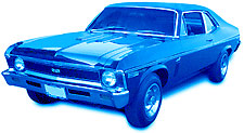 Mets offense like a 69 Chevy Nova