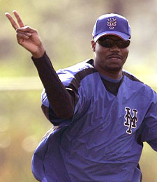 Pitcher Guillermo Mota of the New York Mets