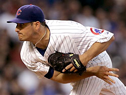 Jason Marquis has pitched well for the Cubs