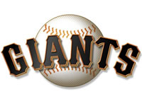 San Francisco Giants baseball logo