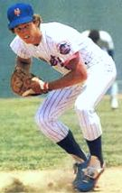 New York Mets second baseman Doug Flynn