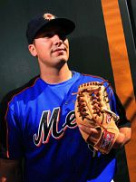 Mets minor league prospect Kevin Mulvey