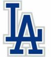 Los Angeles Dodgers baseball logo