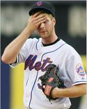 Mets pitcher John Maine