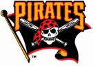 Pittsburgh Pirates baseball flag logo