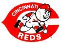 Cincinnati Reds baseball logo