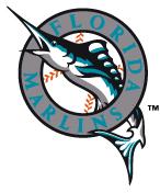 Florida Marlins baseball logo