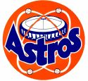 Houston Astros baseball throwback logo