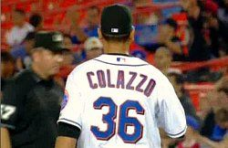 Willie Collazo's name misspelled on Mets uniform