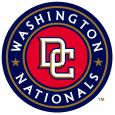 Washington Nationals baseball logo