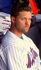 Relief Pitcher Aaron Heilman of the New York Mets