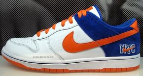 Nike Dunk Low NY Mets sneakers