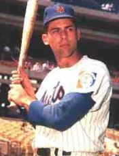Ron Hunt with the New York Mets
