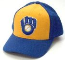 Brewers old school cap