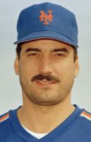 Keith Hernandez with the New York Mets