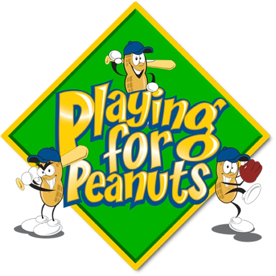 playing for peanuts logo
