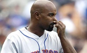 Carlos Delgado of the NY Mets