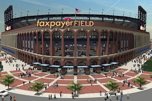 Mets Citi Taxpayer Field