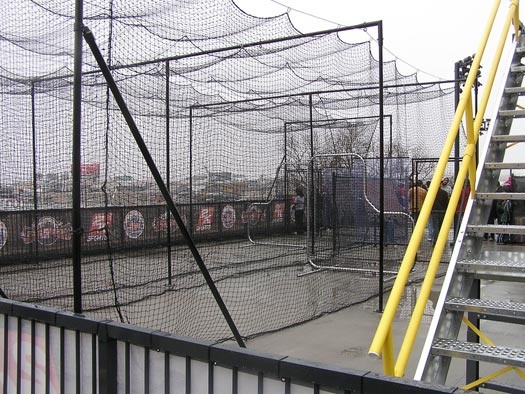 Citi Field Batting Cages