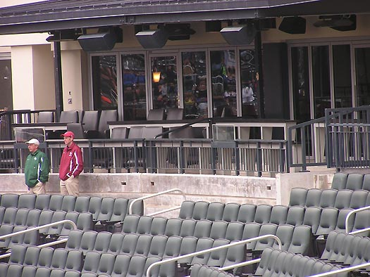 home plate Ebbets Club seats citi field