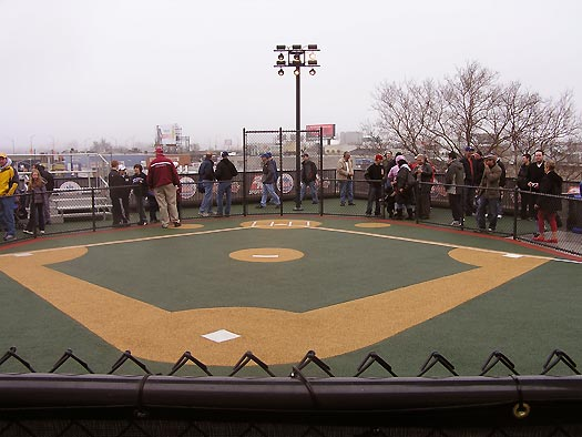 citi field kids mini diamond ballfield