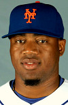 former Mets pitcher Ambiorix Burgos