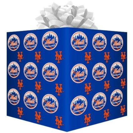mets-wrapping-paper