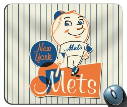 Mr. Met Mouse Pad