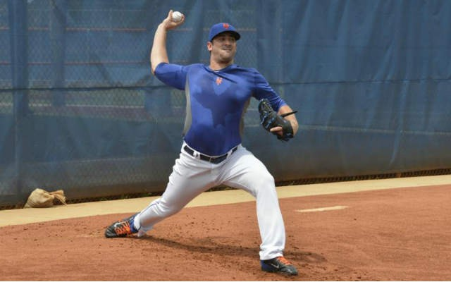 Halting Matt Harvey is NOT Safe