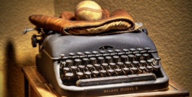 baseball-glove-on-typewriter-353x179