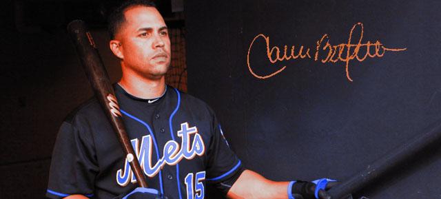 Carlos Beltran Mets manager